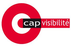 logo cap visibilité